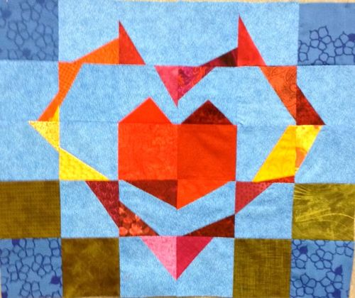 Flip heart