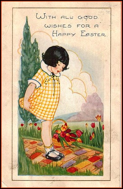 Vintage egreeting_easter card (Medium)