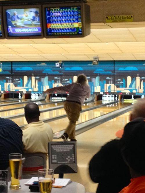 Skip bowling