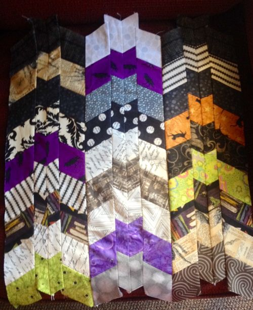 Bat patchwork