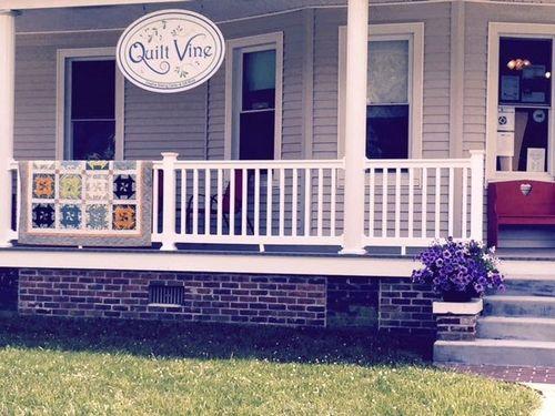 Quilt vine shop 2