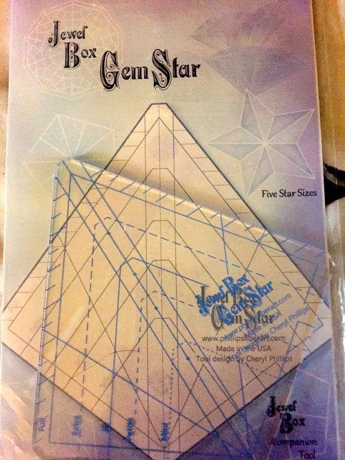 Gem ruler