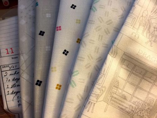 Mail fabrics
