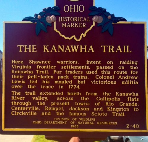 Kanawha sign