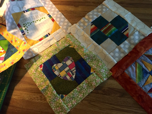 Splendid sampler blocks 2