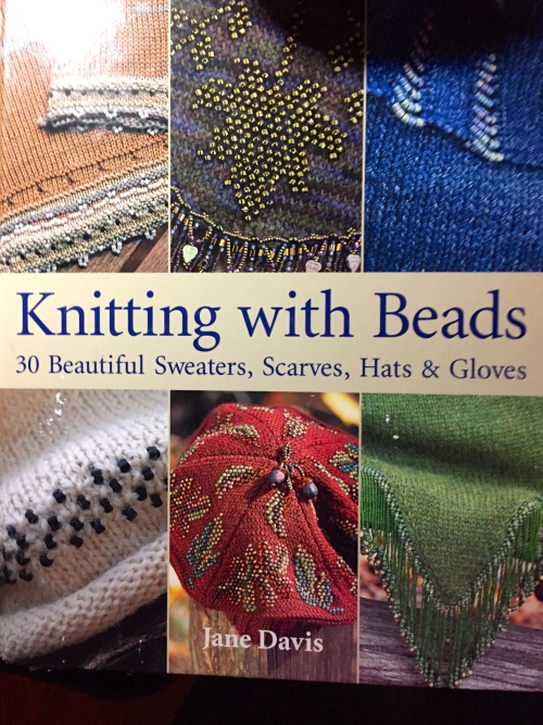 Knit wbeads