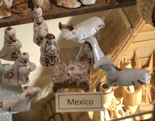 Nativity mexico