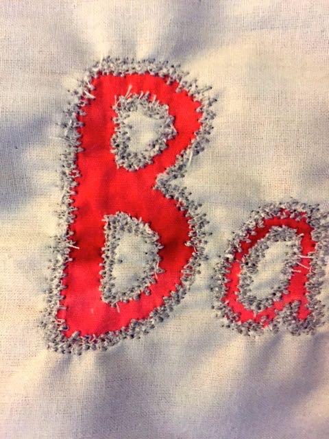 Baq stitching