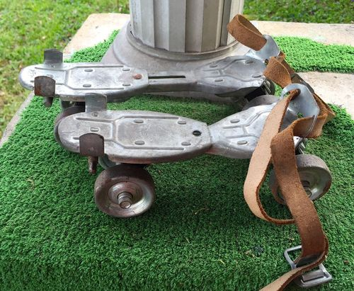 Antique skates