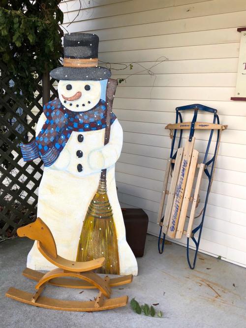 Tws snowman
