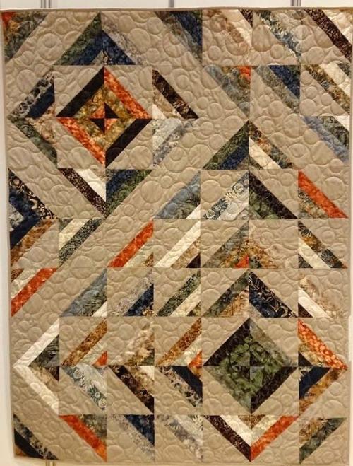 String quilt design