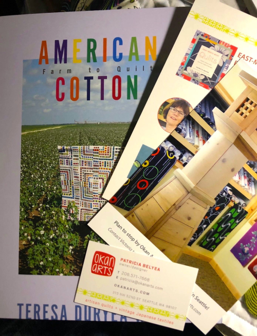 Book cotton