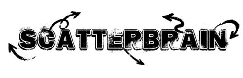 ScatterBrainBlk