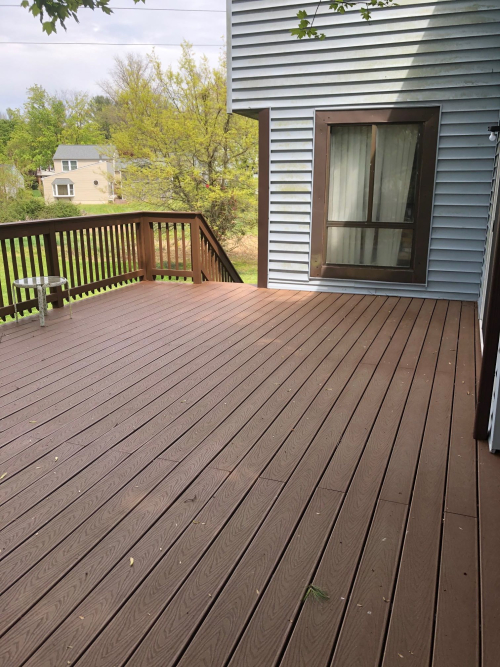 Right deck