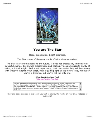 You_are_the_star