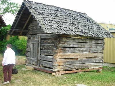 Cabin_smokehouse